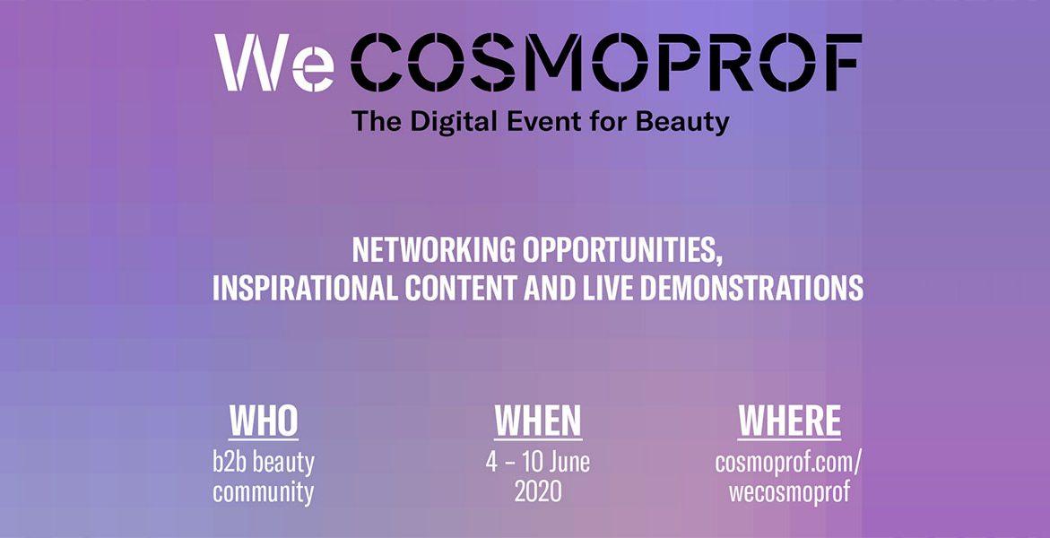 Digital Presentation We Cosmoprof!